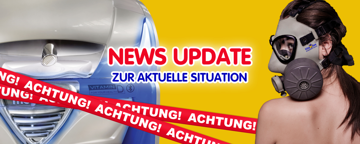NEWS UPDATE ZUR AKTUELLEN SITUATION